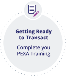 Getting Ready to Transact Complete your PEXA training
